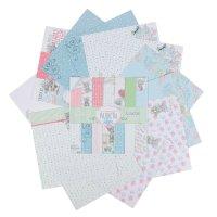 Набор бумаги для скрапбукинга  me to you маленькие радости12 листов 30.5 x