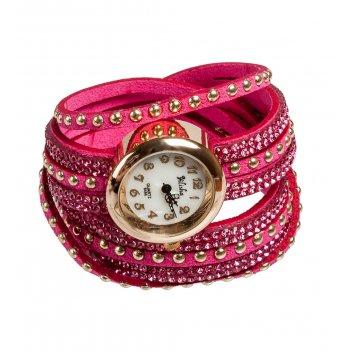 Y-ch030 браслет-часы радуга малинов