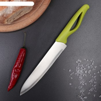 Нож раймонд лезвие 18 см, цвета микс