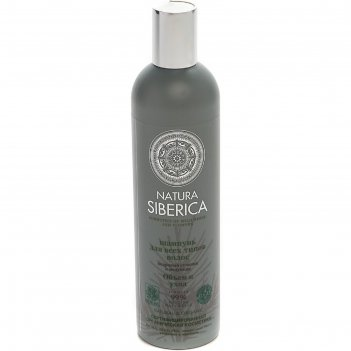 Шампунь natura siberica объем и уход для всех типов волос, 400 мл