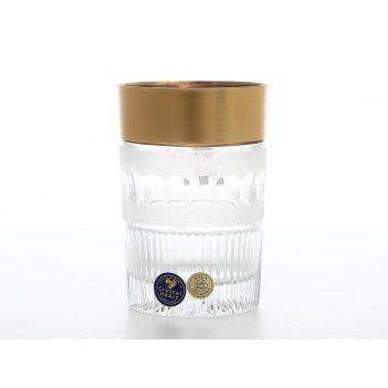 Набор стаканов crystal heart 180 мл