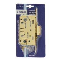 Защелка магнитная trodos cx410b-s pb, бесшумная, цвет золото