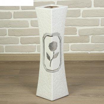 Ваза керамика напольная розалия