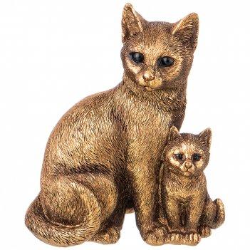Статуэтка кошки 11*7.5*14 см.