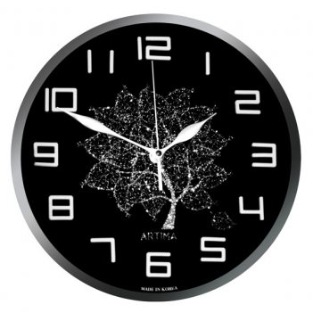Настенные часы artima decor a3732