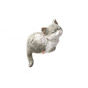 Фигурка  кошка  высота=6,5 см.