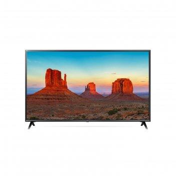 Телевизор lg 49uk6300 49/3840x2160/dvb-t2/c/s2/3*hdmi/2*usb/smarttv черный