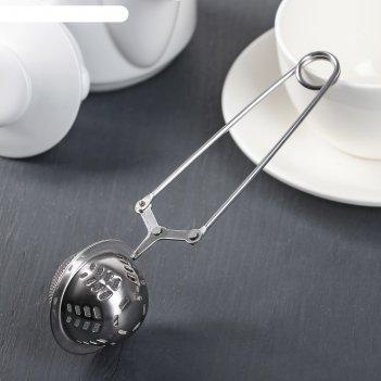 Ситечко для чая «ёлочка»