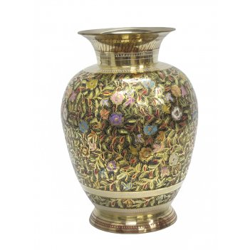 вазы латунные