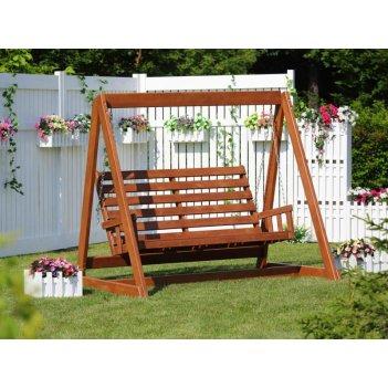 Качели садовые глория, садовая мебель