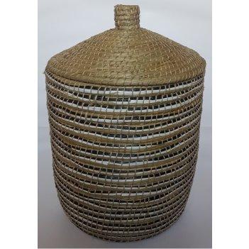 Плетеная корзина №2