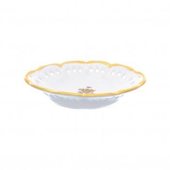 Лимонница queen s crown золотая роза 17 см
