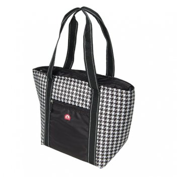 Сумка-термос igloo shopper tote 30 aberdeen graphite