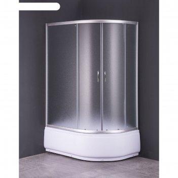 Душевое ограждение loranto cs-827hl, 120x80x195 см, левая, стекло 4 мм, вы