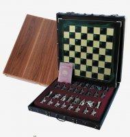 Шахматы оригинальные сувенирные  олимпийские игры  (mp-s-7-c-36-g)