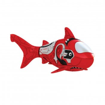 Роборыбка акула (красная)