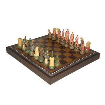 Шахматы камелот - королевство артура