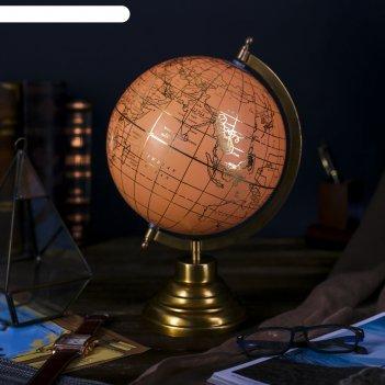 Сувенир глобус волшебство 20х20х33 см