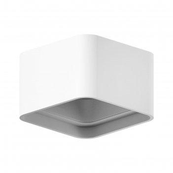 Корпус светильника diy spot, 10вт gu5.3, цвет белый