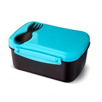 Ланч-бокс с охлаждающим элементом n'ice box™ бирюзовый