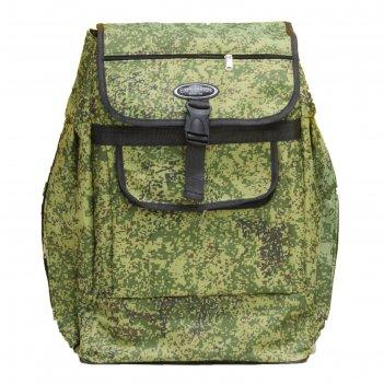 Рюкзак для малого этюдника 50*30*20 см estado, камуфляж