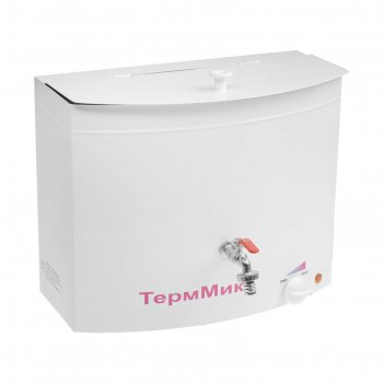 Бак настенный терммикс, с эвн, 1250 вт, 15 л, белый