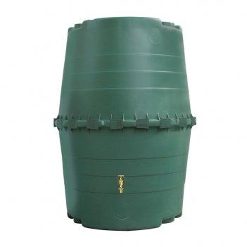 Водосборник graf top-tank 1300л, зеленый