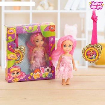 Happy valley подарочный набор: кукла с медалькой 1 место микс