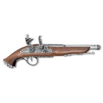 De-1103-g пистоль пиратский, 18 в.