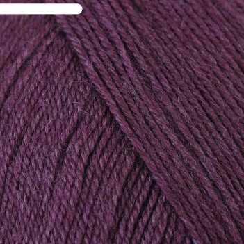 Пряжа кроссбред бразилии 50% мериносовая шерсть, 50% акрил 500м/100гр (191