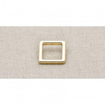 Пуговица металлическая, цвет золото (пм31)