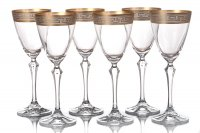 Набор бокалов для вина из 6 шт.250 мл.