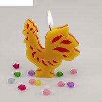 Свеча огненный петух 16173