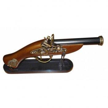 Декоративное изделие пистолет на подставке, l27 см