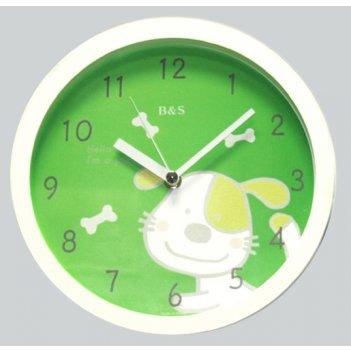 Настенные часы b&s shc-201 ab (gd)