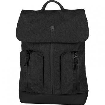 Рюкзак victorinox altmont classic flapover laptop 15'', чёрный,