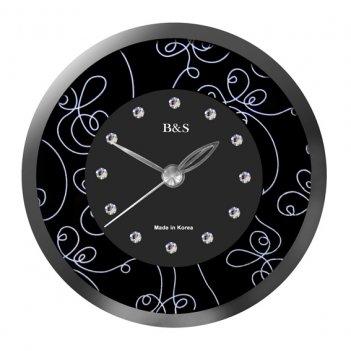 Настольные часы b&s shc-105 cqg(bl)