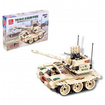 Конструктор спецназ штурмовой танк, 276 деталей