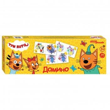 Домино «три кота»