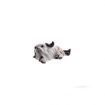Фигурка декоративная собачка, 5х3,6х4,2 см, 3 в