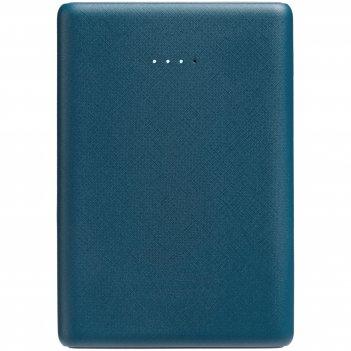 Внешний аккумулятор uniscend full feel color 5000 мач, темно-синий