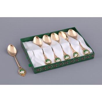Набор чайных ложек из 6 шт.мечеть