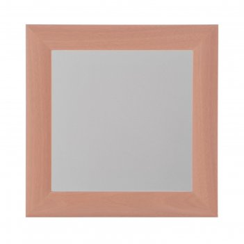 Зеркало «бук»,  настенное 42x42 см