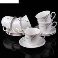 Сервиз кофейный антея, 12 предметов: 6 чашек 170 мл 10,3х7,3х6,8 см, 6 блю