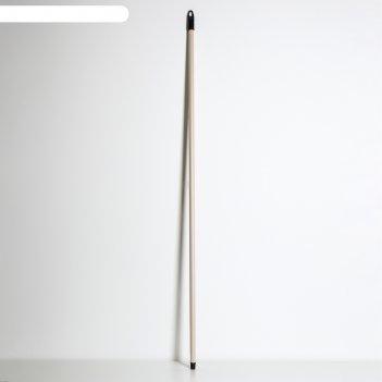 Черенок щетки для пола усиленный 140 см