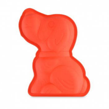 Форма для приготовления пирожного puppy, размер: 12 х 16,5 см, материал: с