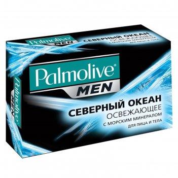 Мыло для лица и тела palmolive men «северный океан», освежающее, 90 г