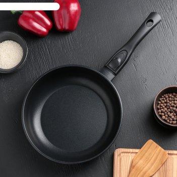 Сковорода с антипригарным покрытием 24 см со съемной ручкой