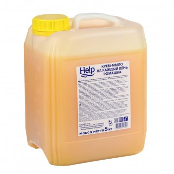 Крем-мыло help ромашка, 5л