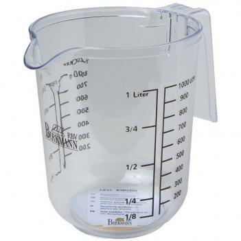 Мерный стакан серия birkmann легкое приготовление 1л